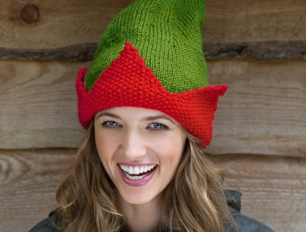 Free elf hat pattern & new voucher code