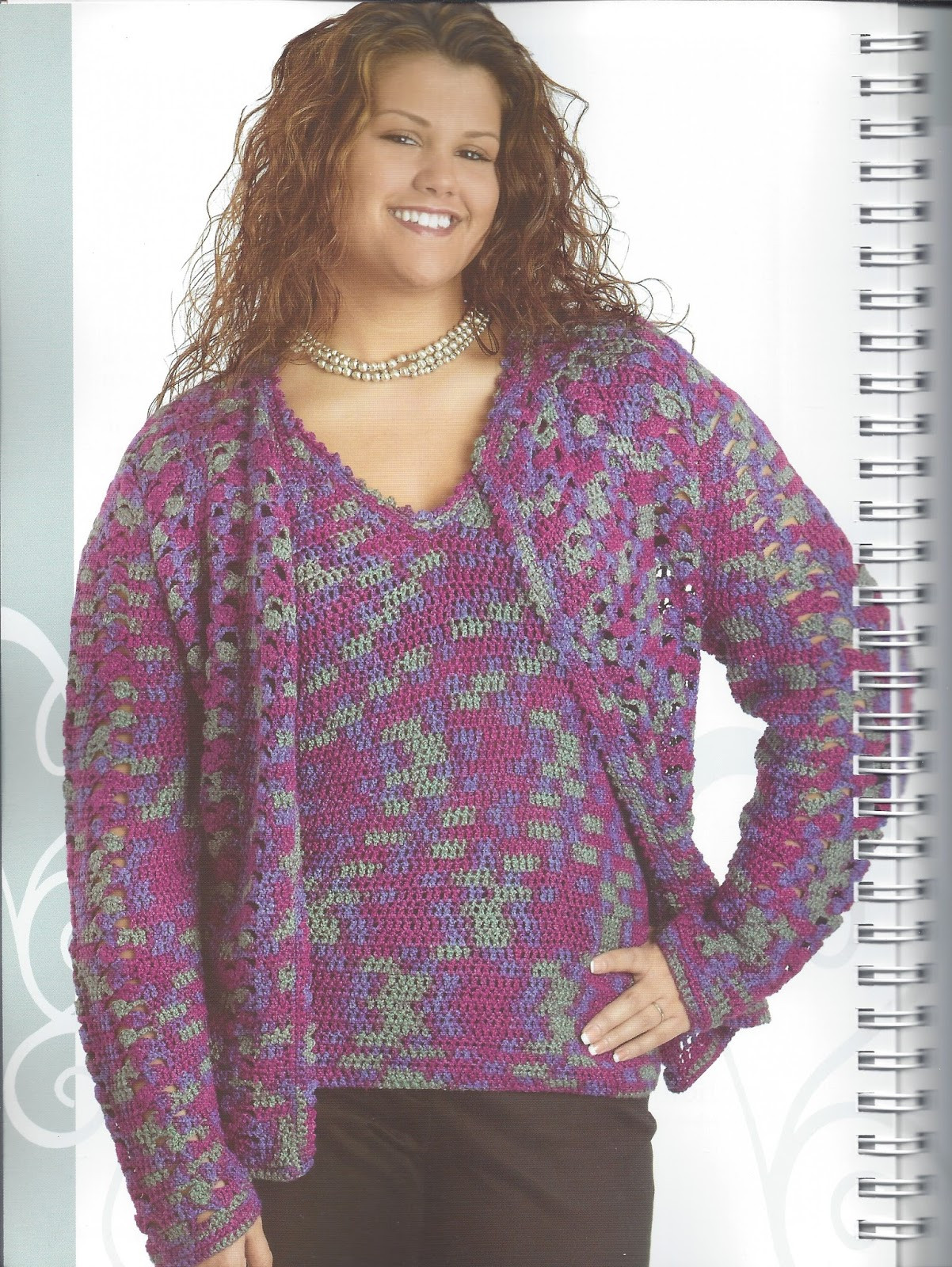 Unique Free English Crochet Patterns for Crochet Cardigan Plus Free Plus Size Crochet Patterns Of Top 45 Pics Free Plus Size Crochet Patterns