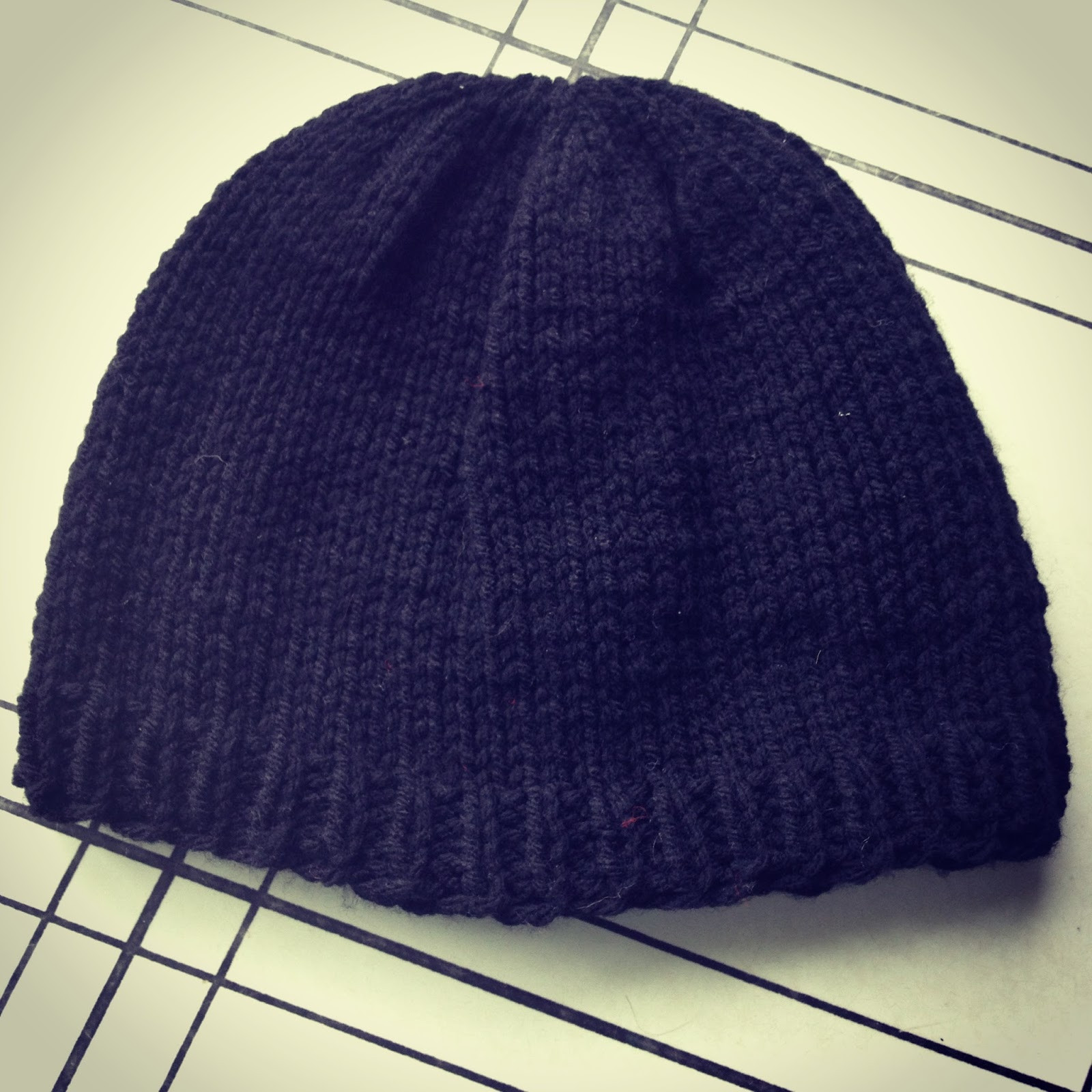 Unique Free Knitting Pattern Basic Men S Beanie Mens Knit Hat Pattern Free Of Incredible 50 Pictures Mens Knit Hat Pattern Free