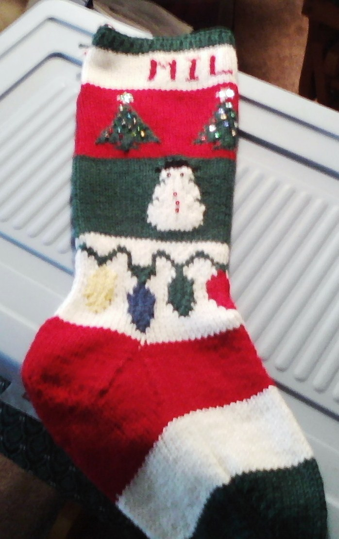 Unique Free Knitting Patterns Christmas Stocking Knit Stocking Pattern Of Attractive 47 Pictures Knit Stocking Pattern