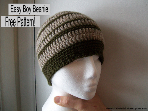Unique Free Pattern Easy Boy Beanie Simple Crochet Beanie Free Pattern Of Adorable 48 Images Simple Crochet Beanie Free Pattern
