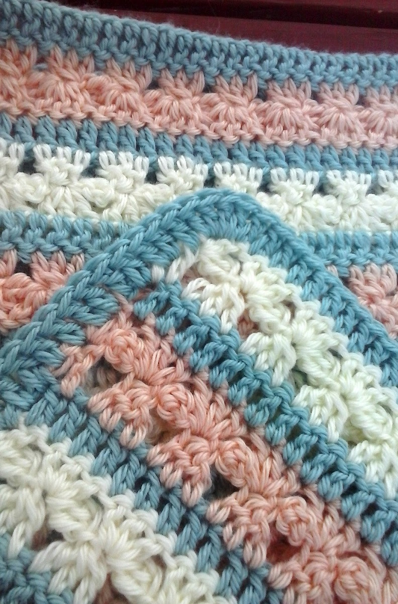 Unique [free Pattern] Fantastically Cute Blanket with Little Crochet Sites Of Incredible 47 Images Crochet Sites