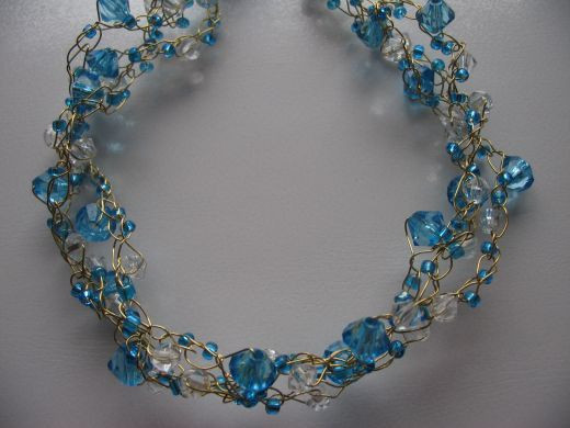 FREE PATTERN FOR BEAD CROCHET NECKLACE Patterns
