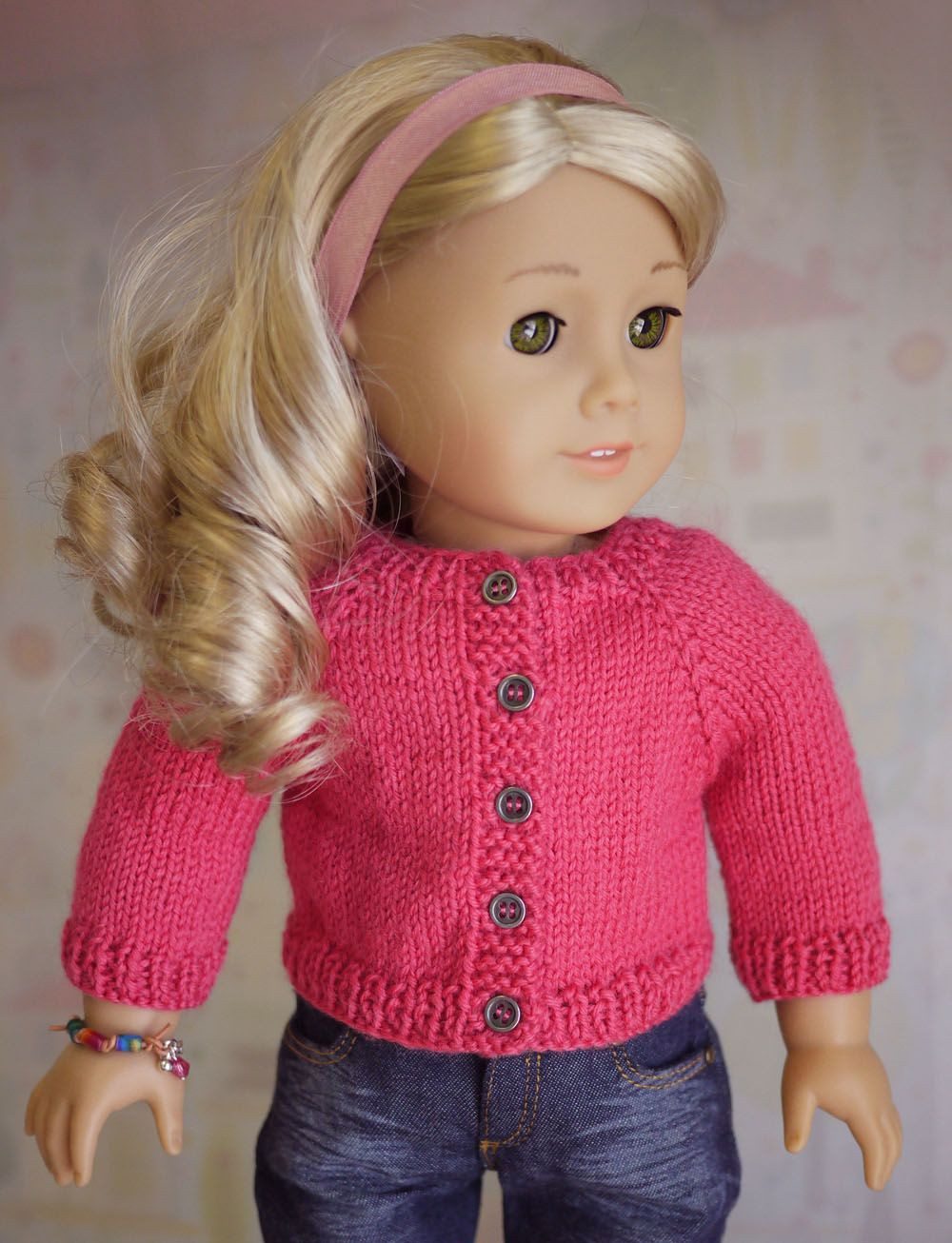 Free Patterns AG and Doll Pinterest