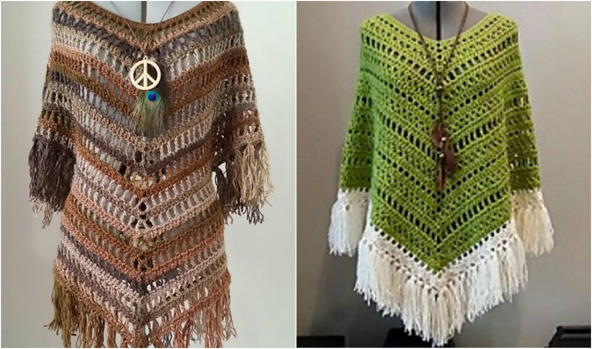 Unique [free Patterns] Poncho All the Best Ideas In 2017 Boho Crochet Patterns Free Of Delightful 45 Photos Boho Crochet Patterns Free