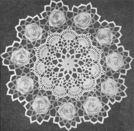 Unique Free Printable Crochet Doily Patterns Vintage Crochet Patterns Of Attractive 43 Pictures Vintage Crochet Patterns