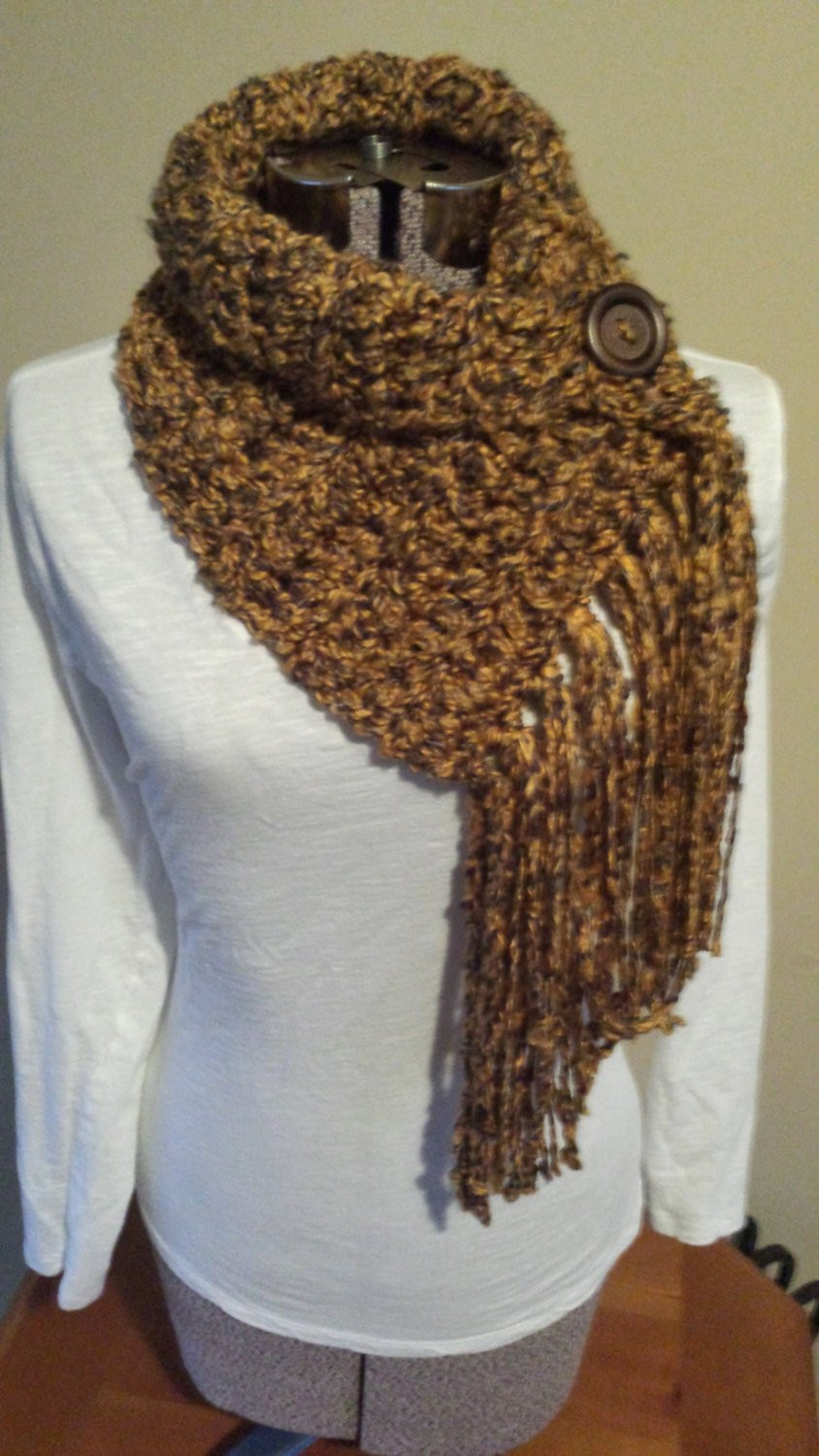 Unique Fringe Scarf with button Infinity Scarf button Cowl Chunky Scarf Fringe Of Innovative 50 Pics Scarf Fringe