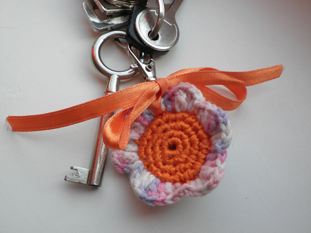 Unique Fun and Fang Free Flower Keychain Crochet Pattern Crochet Keychains Of Fresh 49 Ideas Crochet Keychains