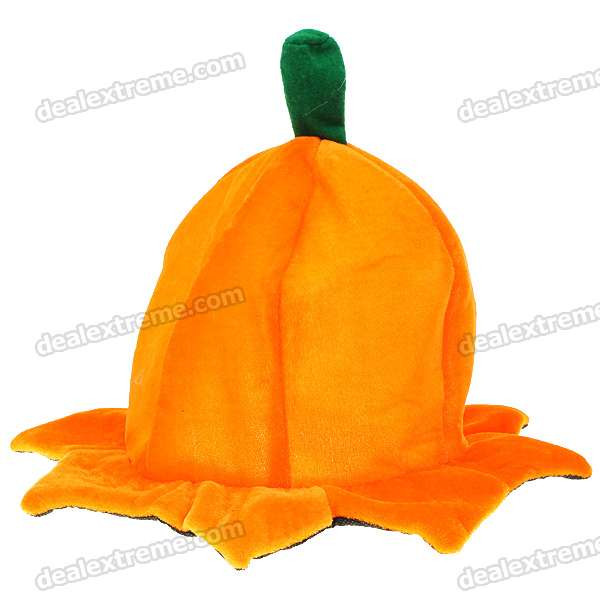 Funny Pumpkin Hat for Adult Free Shipping DealExtreme