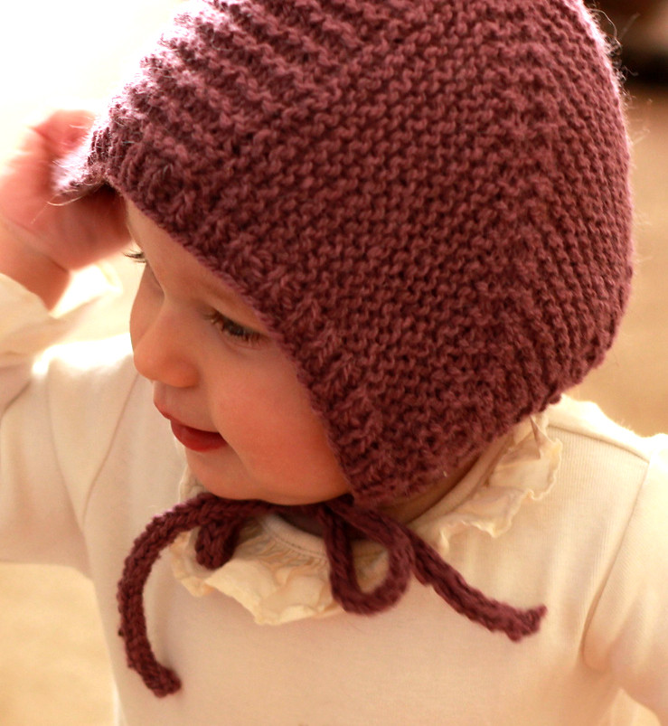 Unique Garter Stitch Little E Knitting Patterns Knitting Baby Cap Of Lovely 48 Photos Knitting Baby Cap