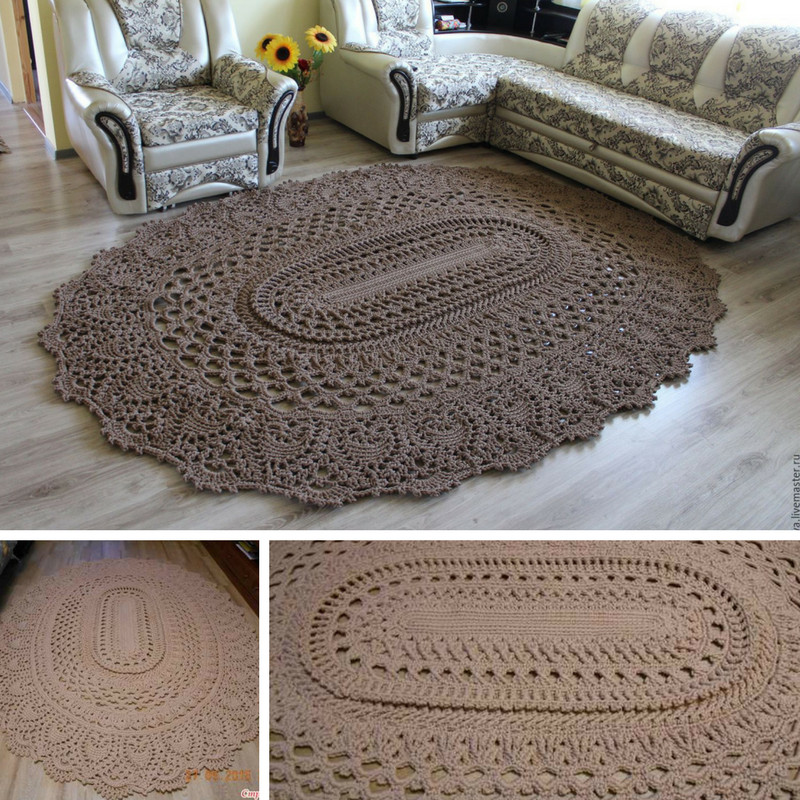 Unique Giant area Rugs Free Crochet Patterns Knit and Crochet Daily Free Crochet Rug Patterns Of Delightful 48 Pics Free Crochet Rug Patterns