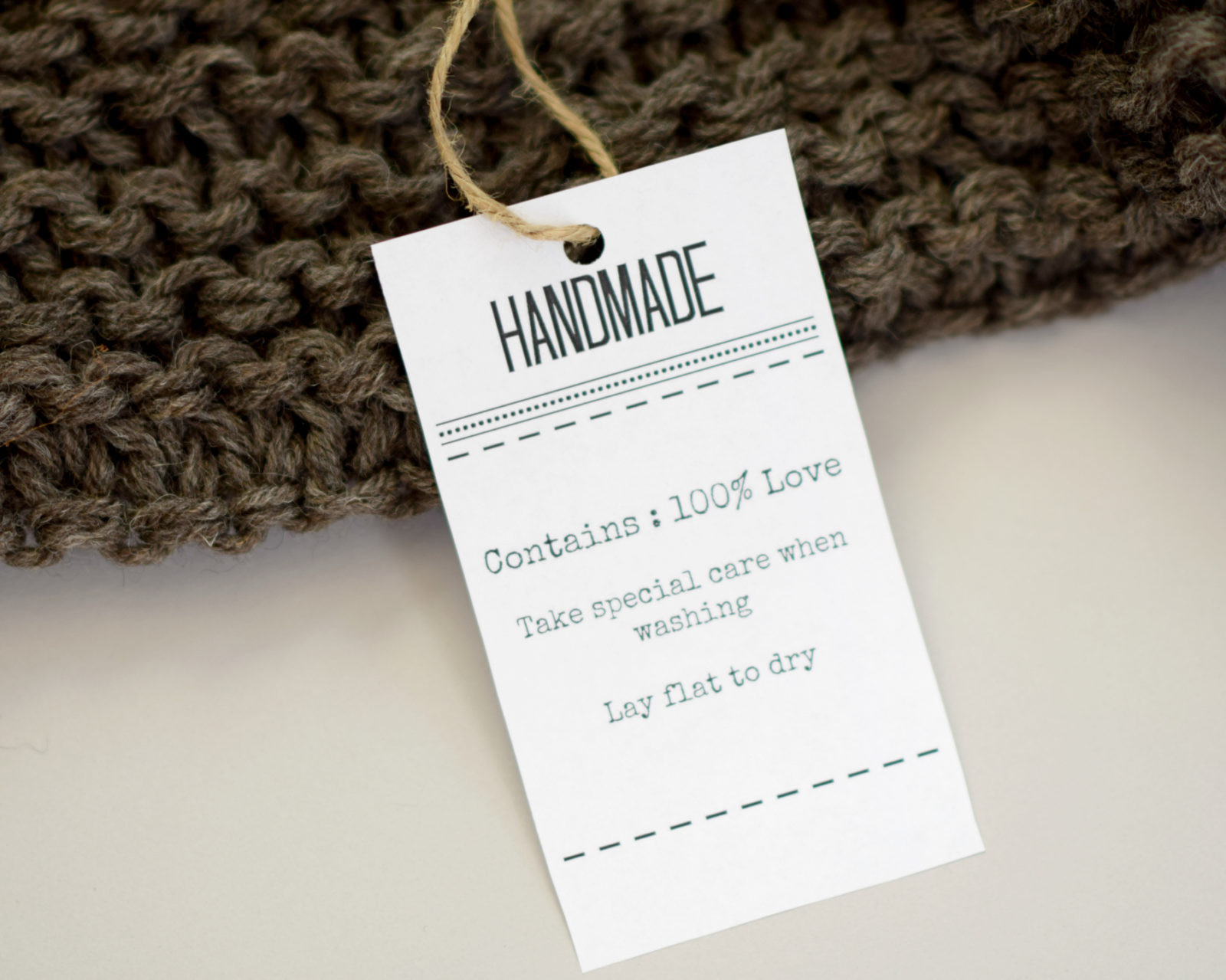 Unique Gift Labels and Tags for Handmade Items – Mama In A Stitch Crochet Tags Of Unique 47 Models Crochet Tags