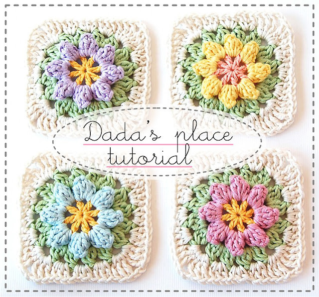 Gorgeous Free Granny Square Crochet Patterns The Cottage