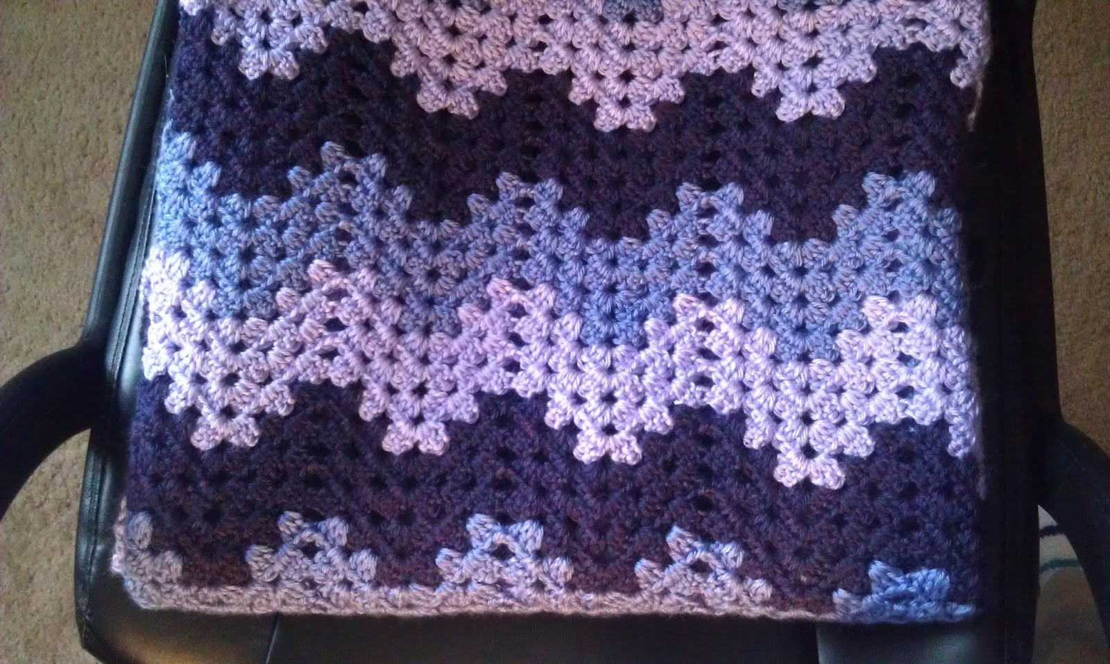Unique Granny Ripple Afghan Done Afghan Stitch Of Innovative 41 Images Afghan Stitch
