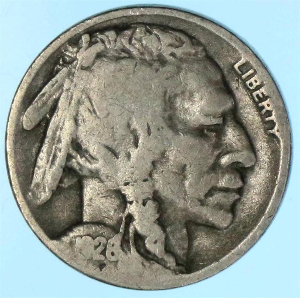 Great Date Mint 1926 S Buffalo Nickel US valuable like