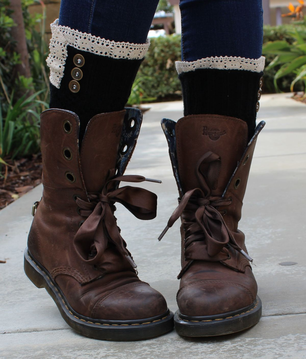 Unique Groopdealz Lace Boot Cuffs Of Awesome 50 Pictures Lace Boot Cuffs