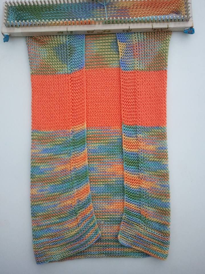 Unique Haley S Baby Blanket Afghan Knitting Loom Of Superb 49 Pics Afghan Knitting Loom