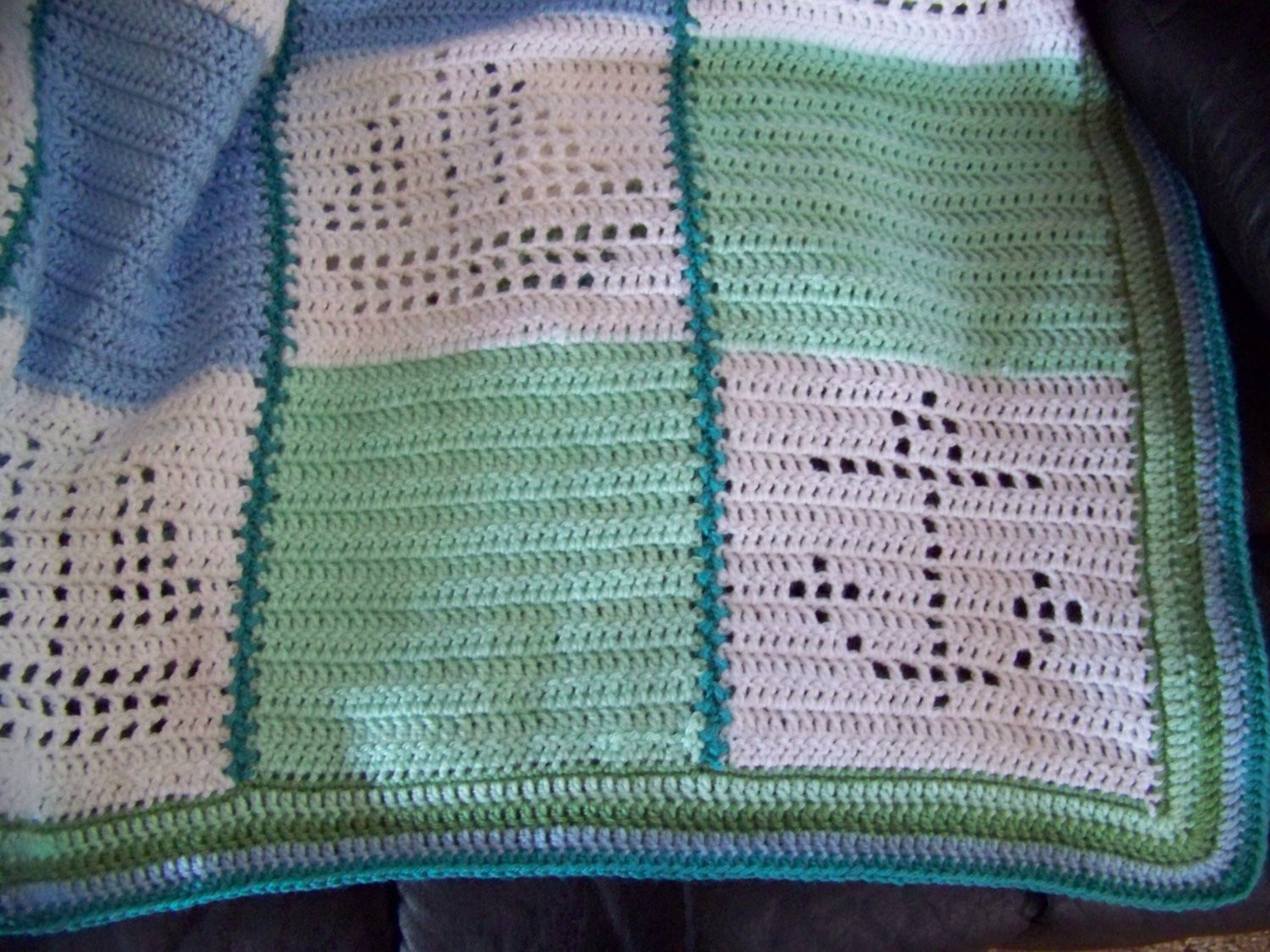 Unique Hand Crocheted Baby Afghan Blanket Nautical Boats and Hand Crochet Baby Blanket Of Incredible 49 Pictures Hand Crochet Baby Blanket