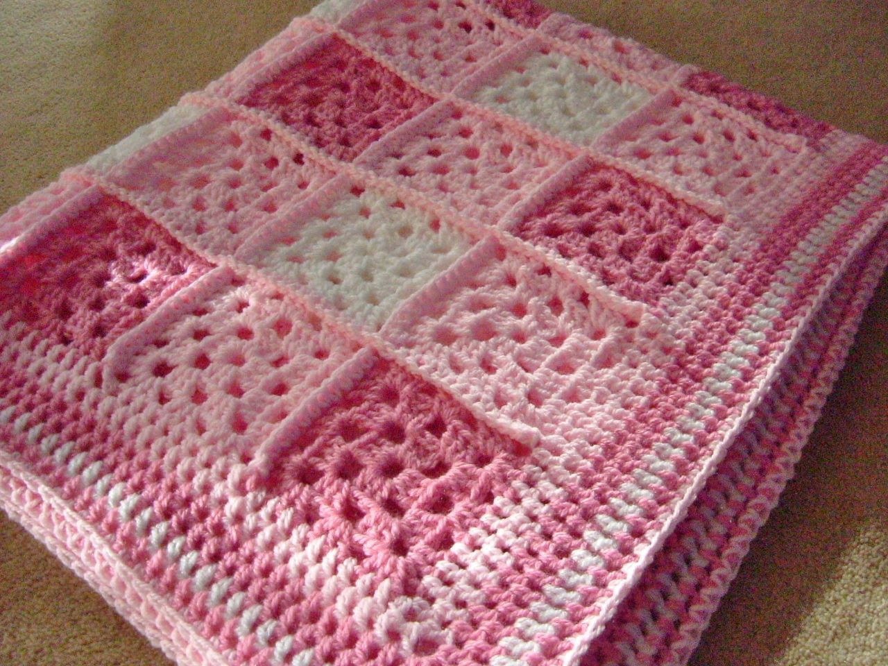 Unique Handmade Baby Blanket In Pinks and White Handmade Crochet Baby Blankets Of Perfect 44 Pics Handmade Crochet Baby Blankets