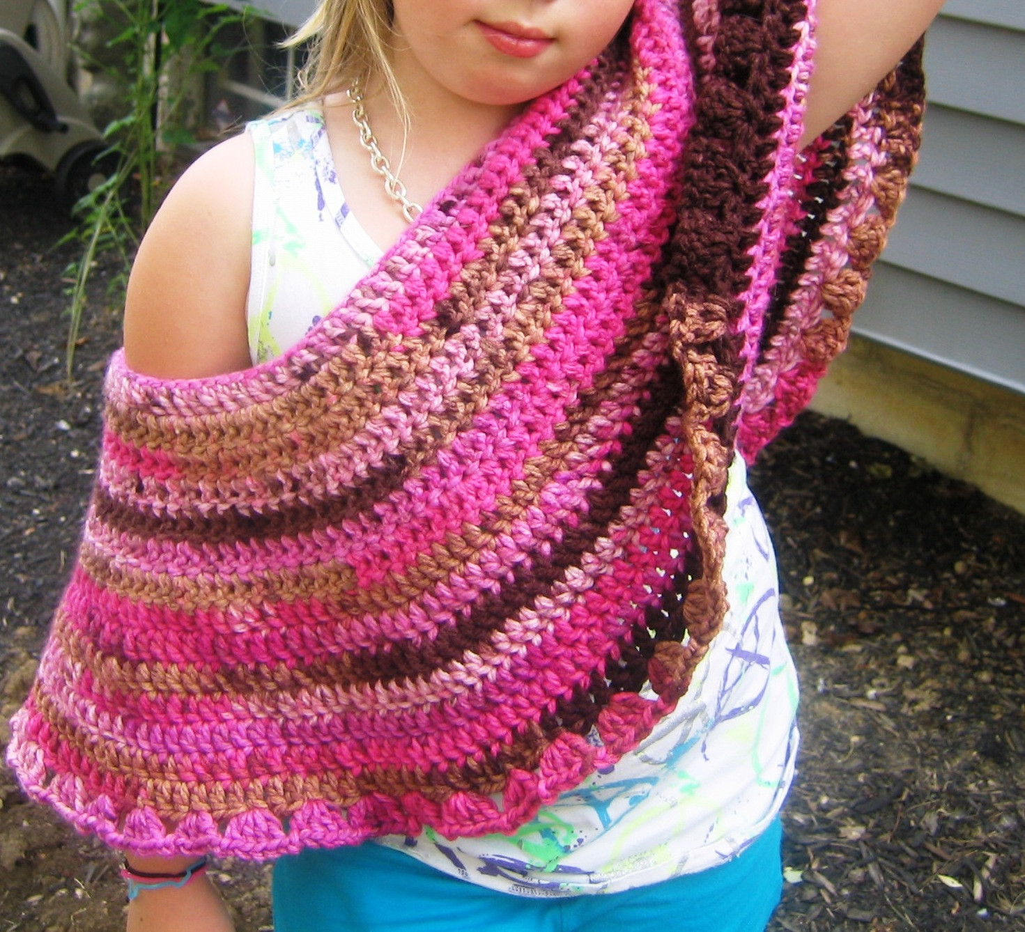 Unique Handmade by Annabelle How to Crochet A Child S Poncho 8 Girls Crochet Poncho Pattern Of Incredible 49 Pictures Girls Crochet Poncho Pattern