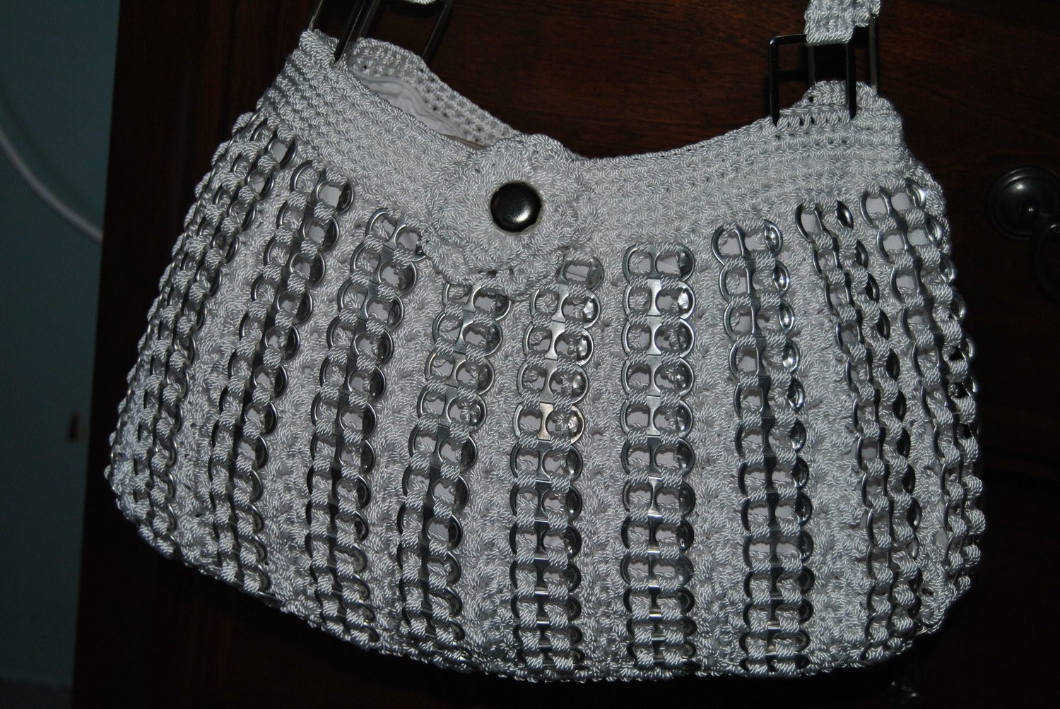 Unique Handmade Crochet Upscycled Pop soda Tab Purse Handmade Crochet Of Delightful 40 Pics Handmade Crochet