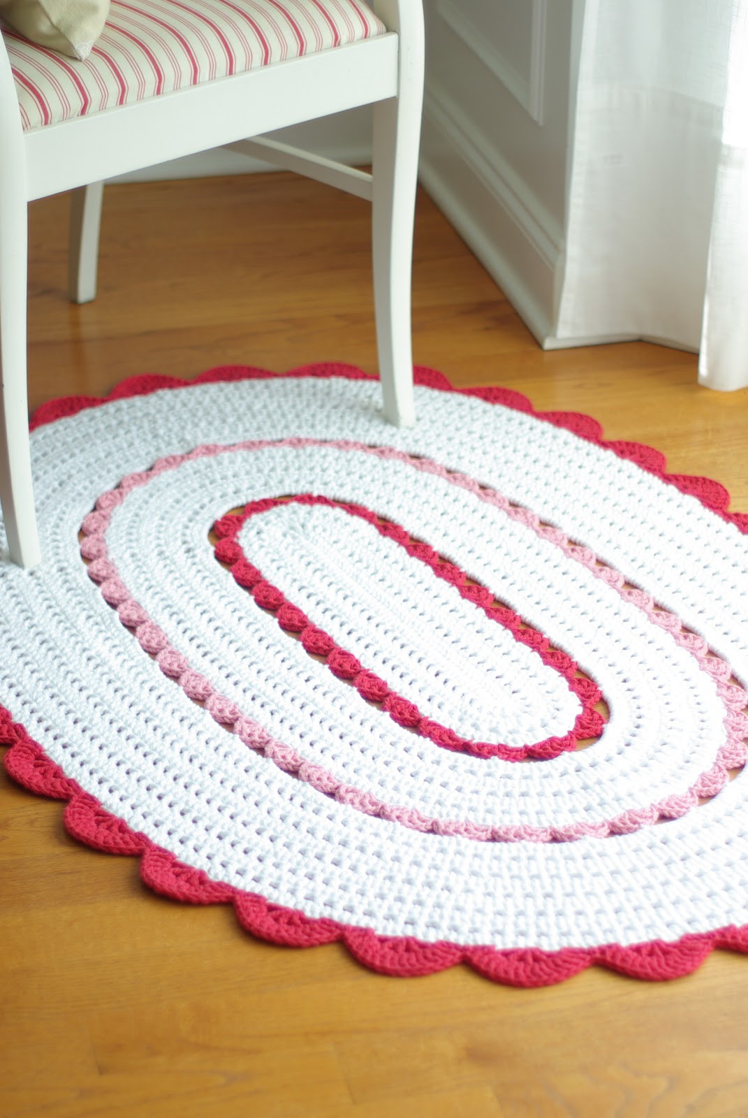 Unique Handy Crafter Oval Alicia Doily Rug In Custom Colors Doily Rug Of Fresh 50 Pics Doily Rug