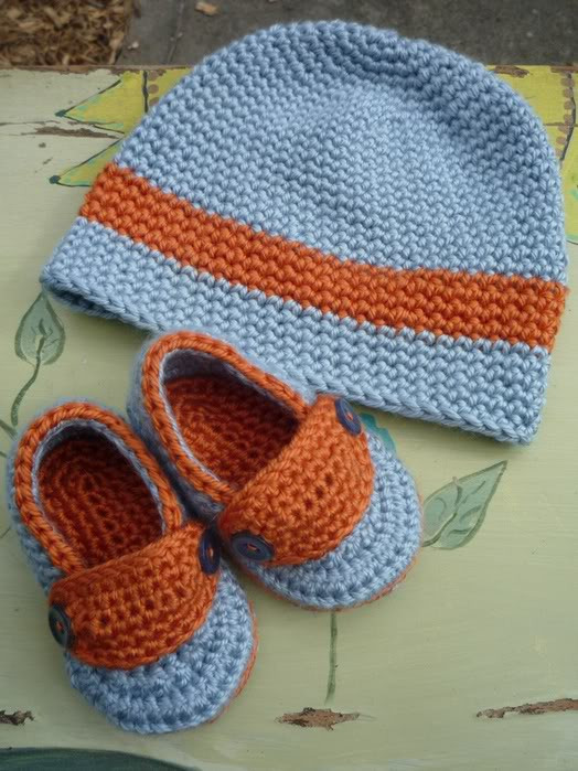 Happy Baby Crochet Single Crochet Baby Beanie EASY