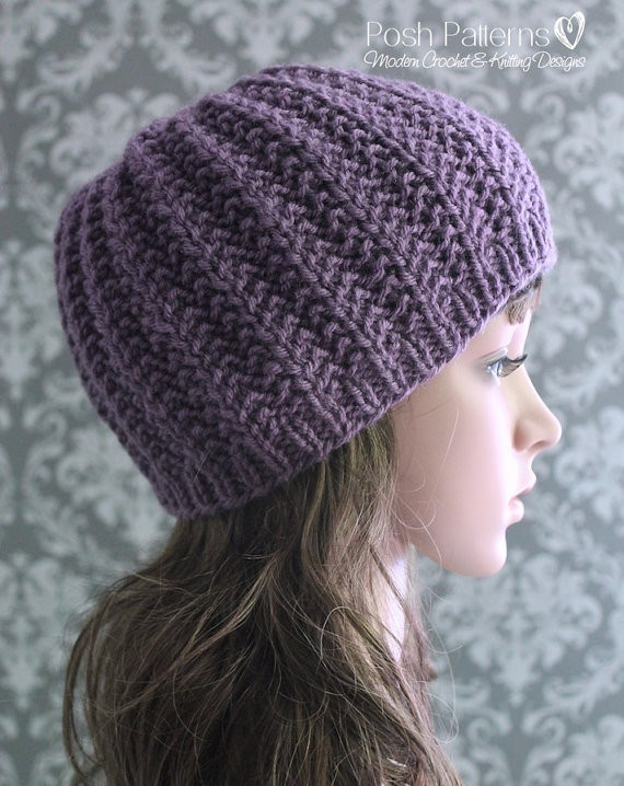 Unique Hat Knitting Patterns Easy Crochet and Knit Adult Hat Knitting Pattern Of Awesome 47 Images Adult Hat Knitting Pattern