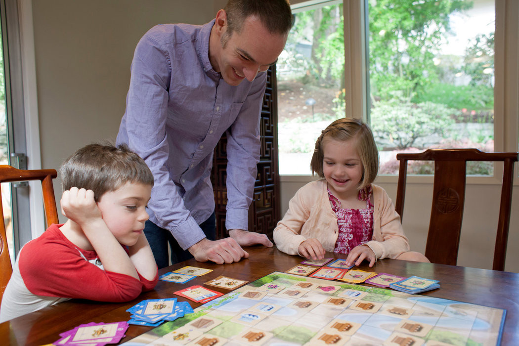 High Tech Push Has Board Games Rolling Again The New