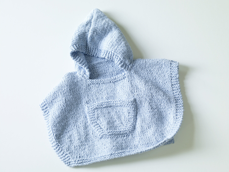 Unique Hooded Baby Poncho In Lion Brand Nature S Choice organic Baby Poncho Knitting Pattern Of Amazing 42 Pics Baby Poncho Knitting Pattern