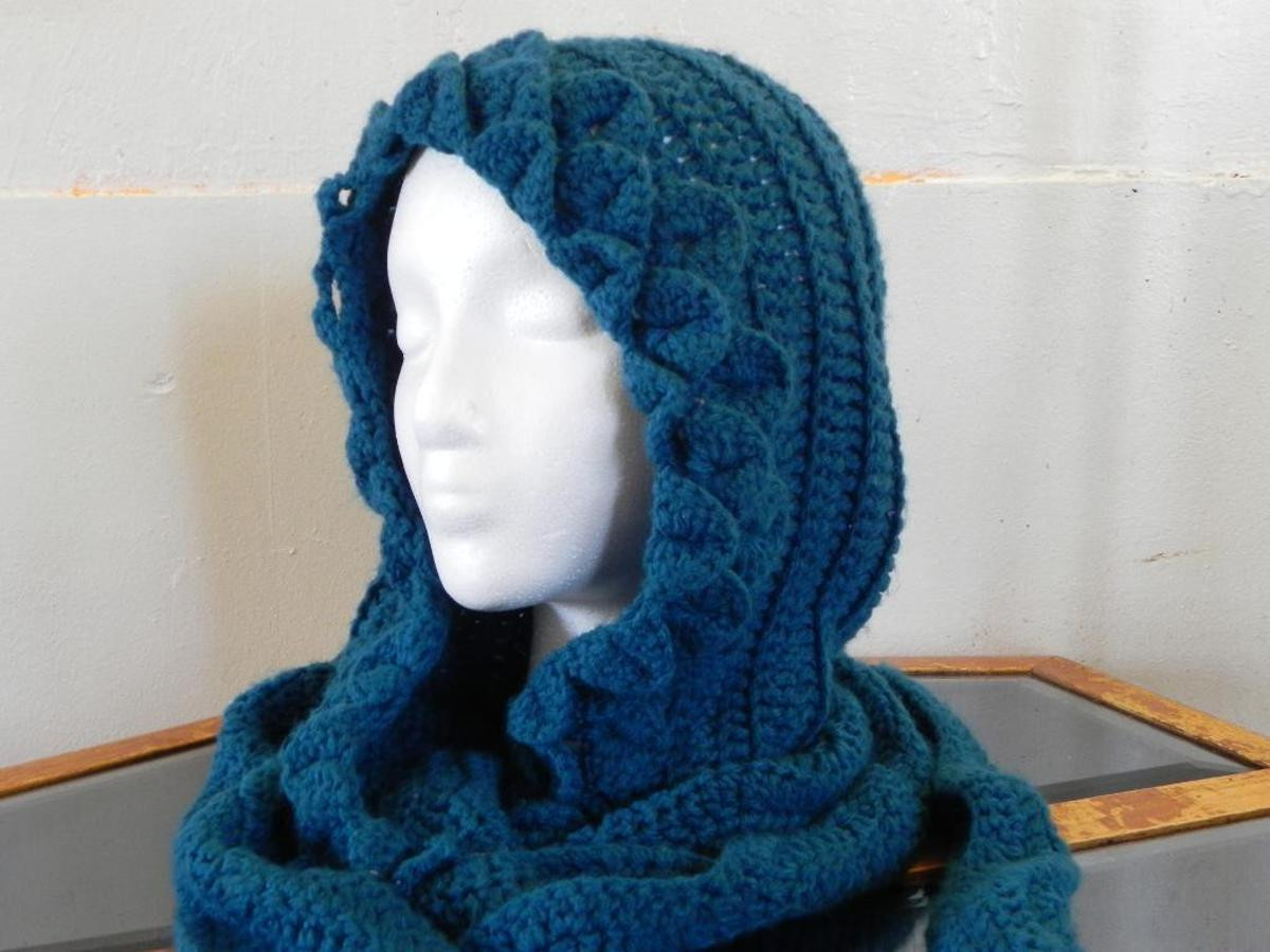 Unique Hooded Scarf Crochet Pattern Designs for A Cozy Winter Hooded Scarf Knitting Pattern Of Delightful 48 Pictures Hooded Scarf Knitting Pattern