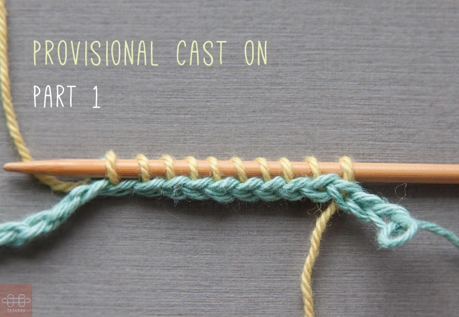 Unique How to Cast On Making A Provisional Cast On Provisional Cast On with Crochet Hook Of Charming 41 Photos Provisional Cast On with Crochet Hook
