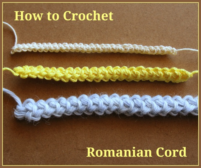 Unique How to Crochet Romanian Cord Crochet Cords Of Attractive 49 Ideas Crochet Cords