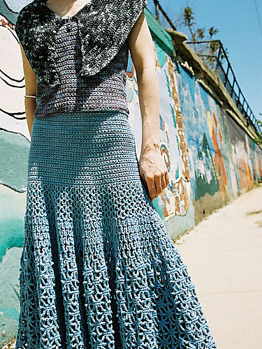 Unique How to Diy Crochet Spiderweb Maxi Skirt Free Pattern Crochet Skirts Of Contemporary 43 Pics Crochet Skirts