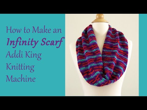 Unique How to Make An Infinity Scarf Addi King Knitting Machine Addi King Knitting Machine Of Top 49 Photos Addi King Knitting Machine