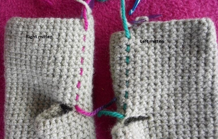 Unique How to Make Simple Mittens In Single Crochet Knitting Crochet Vs Knit Of Perfect 40 Images Crochet Vs Knit