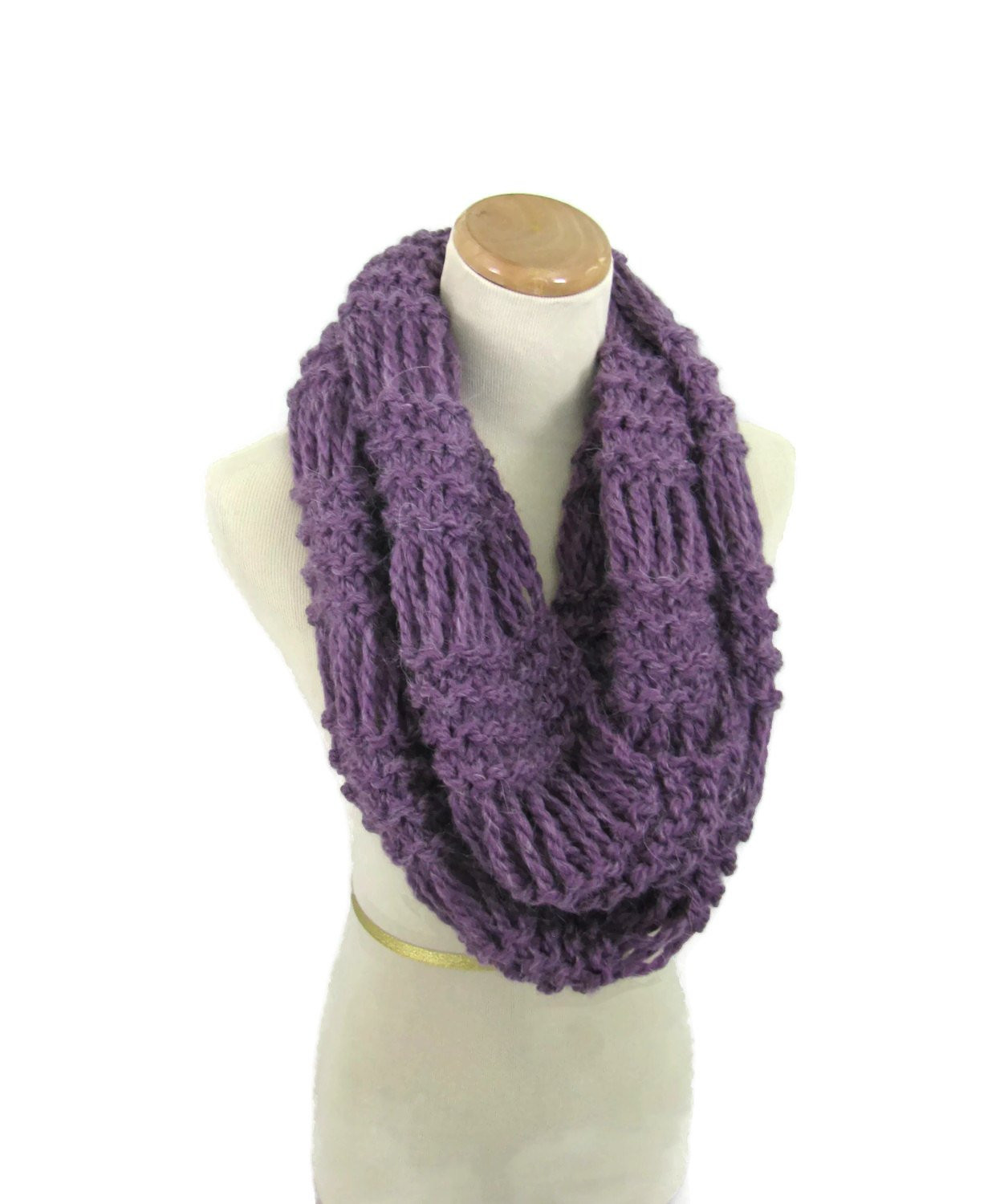 Unique Infinity Scarf Knit Scarf Loop Scarf Neck Warmer Circle Knit Circle Scarf Of Brilliant 47 Photos Knit Circle Scarf