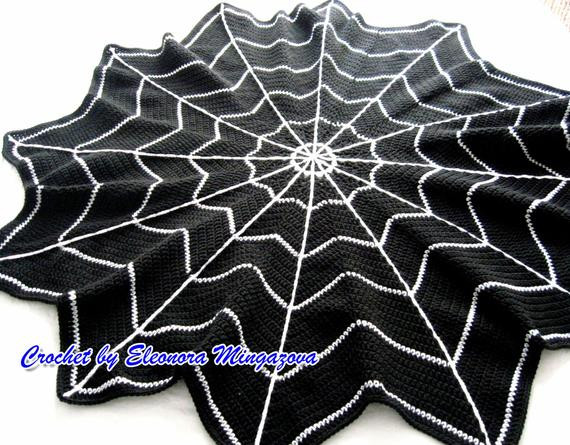 Unique Items Similar to Made to order Handmade Crochet Spider Web Crochet Spider Web Of Beautiful 48 Models Crochet Spider Web
