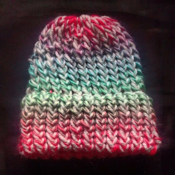 Unique Items Similar to Preemie Loom Knit Hat On Etsy Knitted Preemie Hats Of Contemporary 46 Images Knitted Preemie Hats