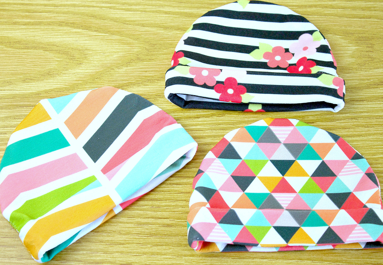 Unique Jersey Baby Hat Tutorial Baby Patterns Of New 50 Ideas Baby Patterns