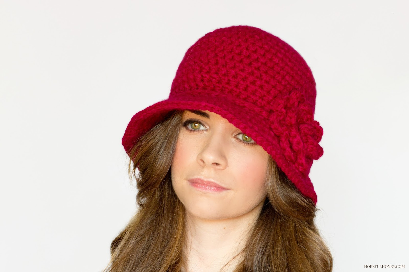 Unique Keep Yourself Cozy This Winter with these 22 Crocheted Crochet Beret Of Delightful 50 Models Crochet Beret