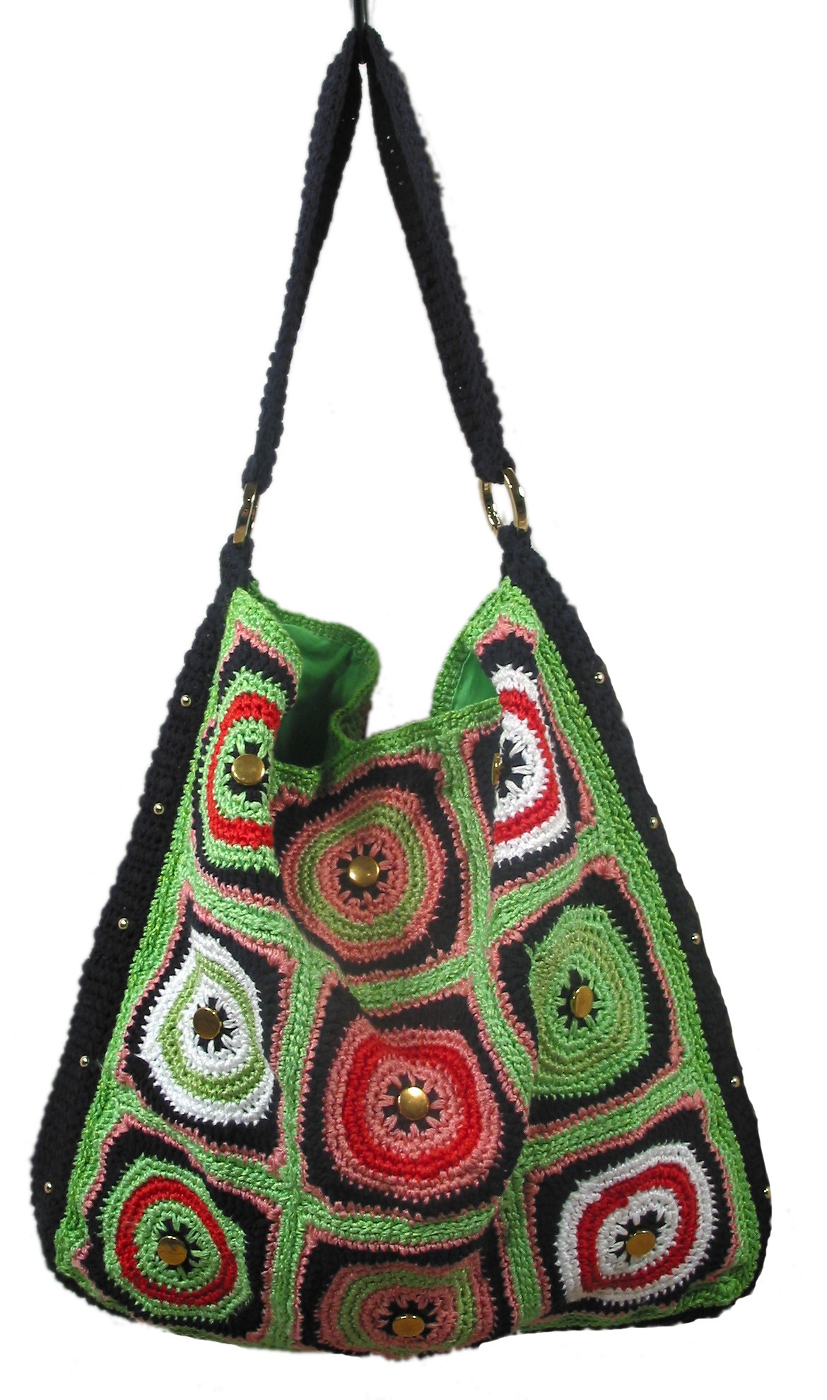 Unique Knit and Crochet Pattern Handy Hobo Handbags Crochet Hobo Bag Of Adorable 47 Pictures Crochet Hobo Bag