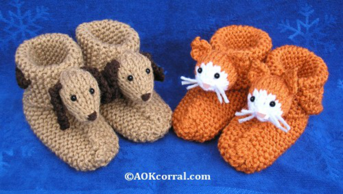 Unique Knit Childrens Slippers Pattern Free Free Animal Knitting Patterns Of Delightful 47 Ideas Free Animal Knitting Patterns