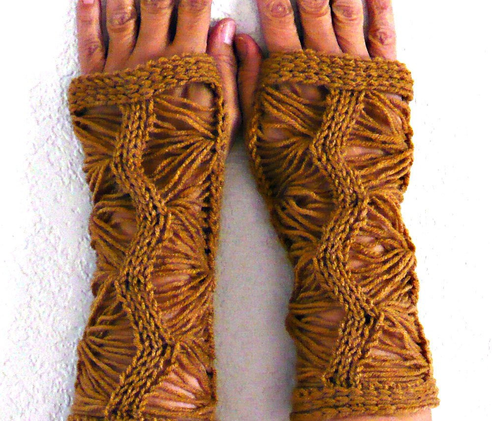 Unique Knit Fingerless Gloves Knit Arm Warmers Knit Fingerless Knit Arm Warmers Of Brilliant 41 Images Knit Arm Warmers