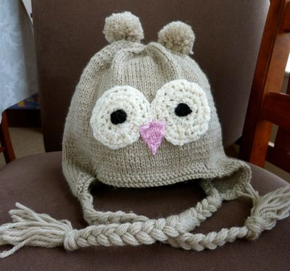 Unique Knitted Owl Hat Made to order Knitted Owl Hat Of Amazing 40 Photos Knitted Owl Hat