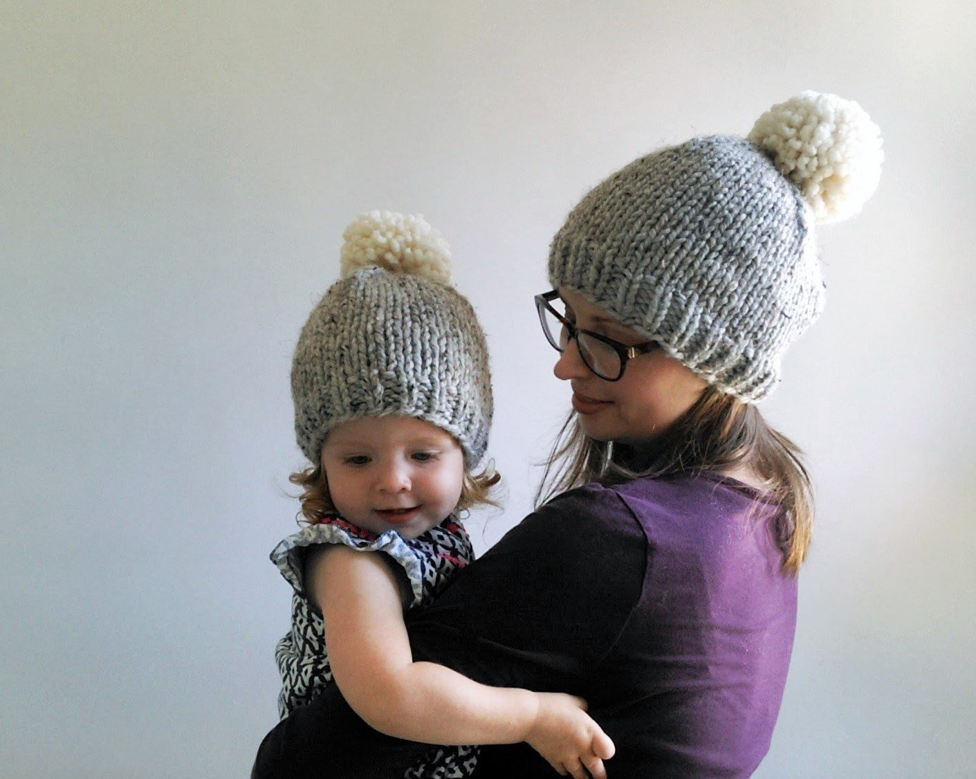 Unique Knitting Pattern Chunky Pom Pom Hat Double Pom Pom Hat Chunky Knit Hat Of Delightful 46 Pictures Chunky Knit Hat