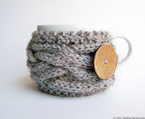 Unique Knitting Pattern Coffee Cup Cozy Pattern Tea Cozy Pattern Knitted Mug Cozy Of Unique 48 Photos Knitted Mug Cozy