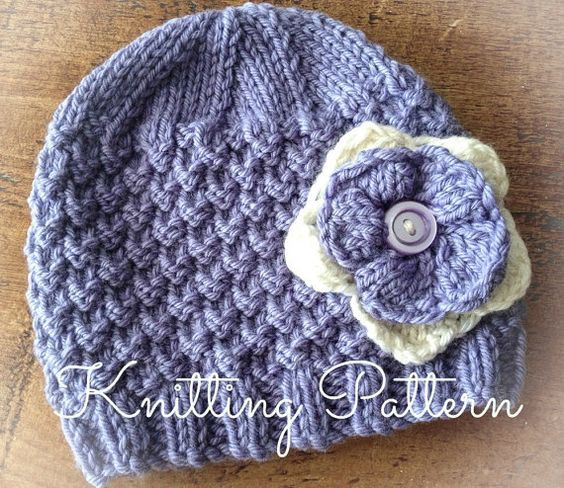 Unique Knitting Pattern Diy Instructions Bluebell Baby Beanie Baby Beanie Knitting Pattern Of Innovative 49 Pics Baby Beanie Knitting Pattern