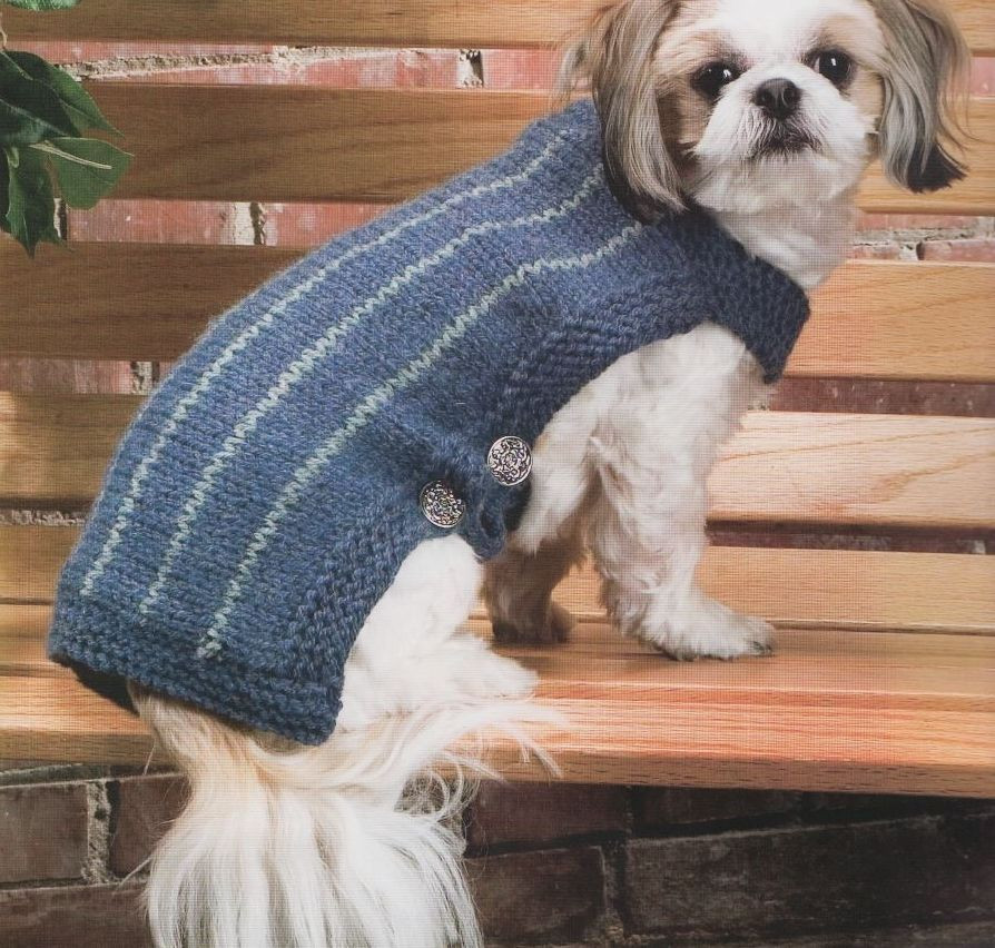 Unique Knitting Pattern for A Classic Warm & Snug Knitted Dog Easy Dog Sweater Knitting Pattern Of Innovative 50 Models Easy Dog Sweater Knitting Pattern