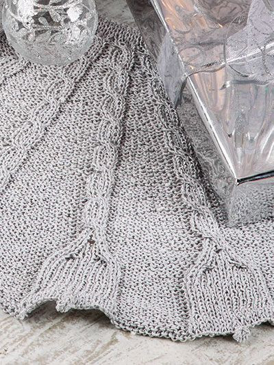 Unique Knitting Pattern for Silver Bells Tree Skirt Ad This is Knit Tree Skirt Pattern Of Delightful 49 Images Knit Tree Skirt Pattern